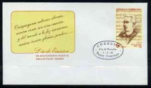 Dominican Republic 1982 Death Anniversary of Emilio Prud\...