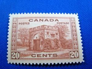 CANADA  SCOTT# 243 -  MNH