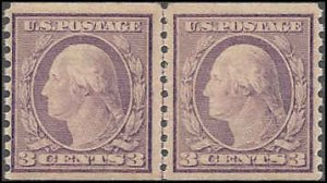 493 Mint,OG,NH... Line Pair... SCV $230.00