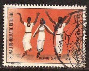 Somalia  #  399  used