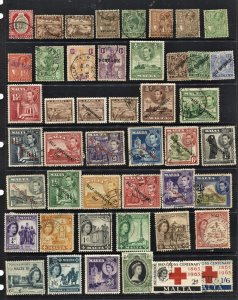 STAMP STATION PERTH Malta #46 Mint / Used Selection - Unchecked