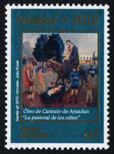Uruguay 2308 MNH Christmas, Animals