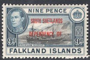 FALKLAND ISLANDS SCOTT 5L7