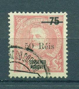 Lourenco Marques sc# 57 used cat value $2.50