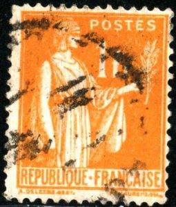 FRANCE #277 , USED - 1932 - FRAN179