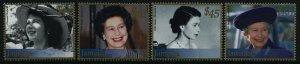 Jamaica 952-5 MNH Queen Elizabeth Golden Jubilee