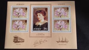 Jersey1986 Jersey Lilies Mint