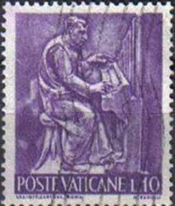 VATICAN CITY, 1960-69 used