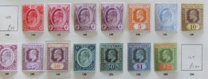 Straits EVII 1906 mint set to $2
