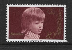 LIECHTENSTEIN 554  MNH PRINCE CONSTANTIN ISSUE 1974