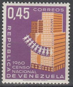 Venezuela #793  MNH   (K296)