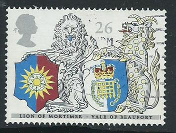 Great Britain SG 2028