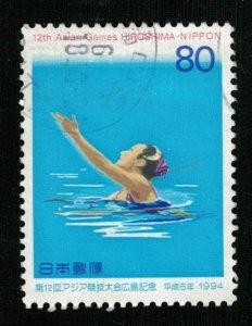Japan 1994, 80Sen (TS-217)