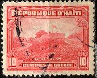 Haiti; 1933: Sc. # 329: O/Used Single Stamp