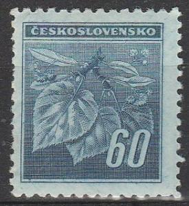 Czechoslovakia  #259  F-VF Unused  (S4321)