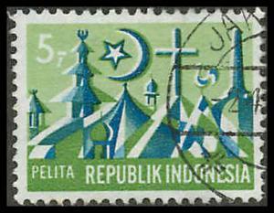 Indonesia 766 Used VF