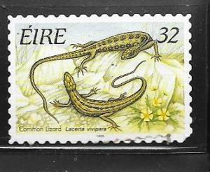 Ireland #982c Common Lizard  (U) CV3.00