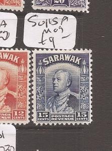 Sarawak SG 115a MOG (8cev)