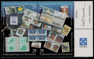 Micronesia Scott 198 Mint never hinged.