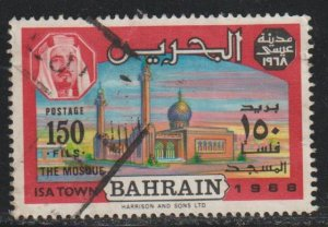 Bahrain SC 163 Used