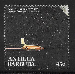 Antigua Mint Never Hinged [8225]
