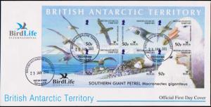 British Antarctic Territory Scott 349 Unaddressed.