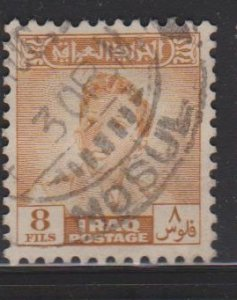 Iraq Sc#116 Used