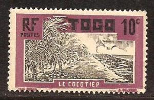 Togo  #  220  Mint