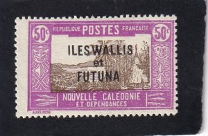 Wallis & Futuna Islands,    #   57   unused