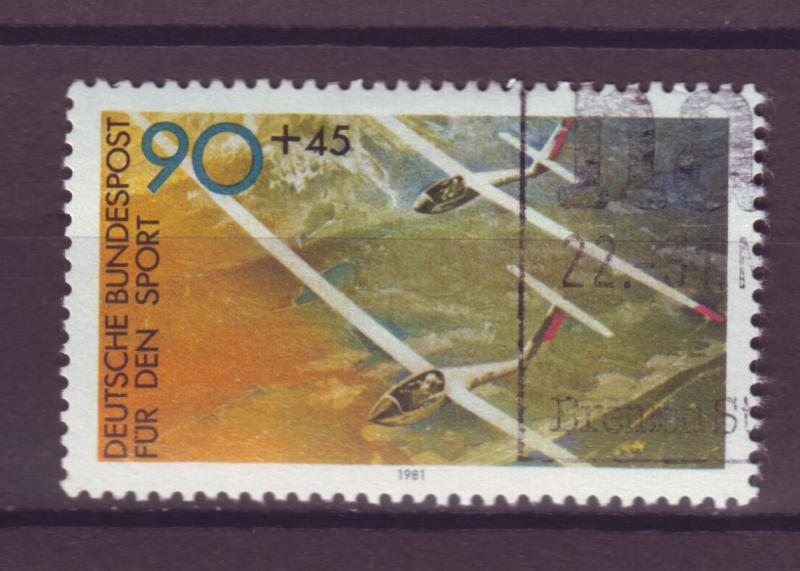 J10324 JL stamps @20%scv 1981 germany hv set used #b588