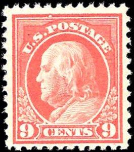 509 Mint,OG,NH... SCV $25.00