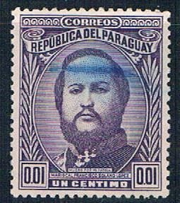Paraguay Man 1 - pickastamp (PP9R206)