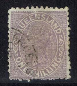 Queensland SG# 172 - Used - Lot 022116