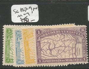 Venezuela SC 137-9, 141 MOG (10che)