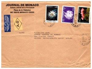 Monaco, Flowers