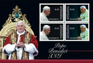 Micronesia - Pope Benedict XVI, Cardinal Joseph Ratzinger - MIC1206H