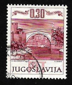 Yugoslavia 1966 - U - Scott #827