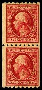 U.S. WASH-FRANK. ISSUES 391  Mint (ID # 58413)
