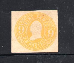 U67 Mint CV $150 VF