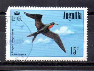Anguilla 625 used