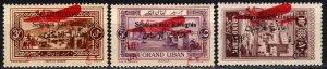 Lebanon #CB2-4  F-VF Unused CV $45.00 (X5646)