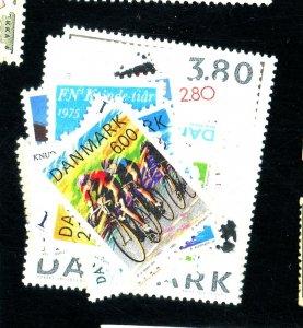 DENMARK #773-87 MINT VF OG NH Cat $26