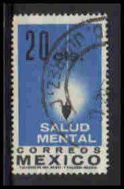 Mexico Used Very Fine ZA5551
