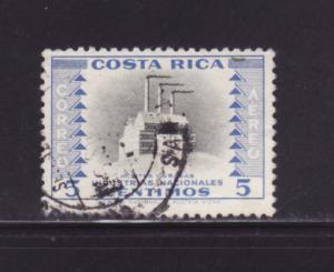 Costa Rica C252 U Vegetable Oil Refinary (D)