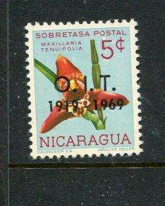 Nicaragua #865 Mint- Penny Auction