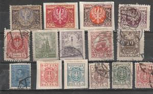 Poland Used Lot #1