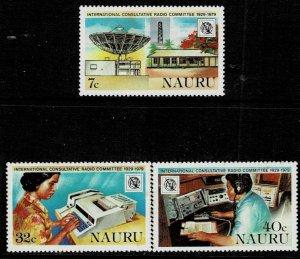 Nauru 1979 Anniv of ICRC MNH