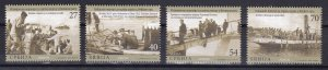 Serbia 2020 Italy Navy for Serbian Army History WW1 First World War Ships MNH
