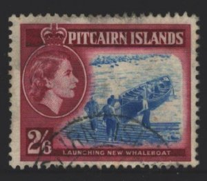 Pitcairn Islands Sc#30 Used