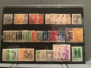 Cape Verde mounted mint and used   stamps R24664
